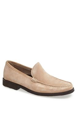 Florsheim  - Tuscany Venetian Suede Loafer