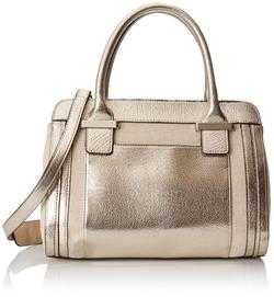 Emilie M.  - Sheila Linen Satchel Handbag