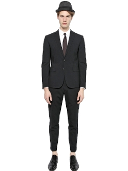 Dsquared2 - Paris Stretch Wool Suit