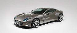 Aston Martin - One 77 Coupe