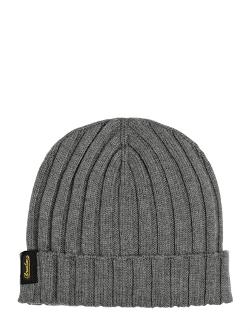 Belino - Extra Fine Merino Wool Knit Beanie Hat