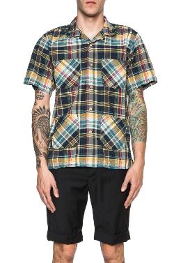 Engineered Garments - Chauncey Cotton Shirt