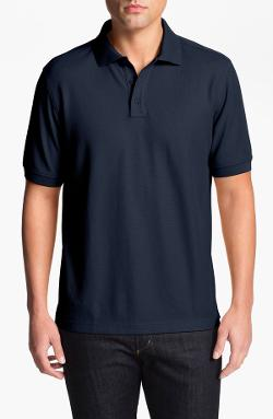 Nordstrom  - Regular Fit Piqué Polo