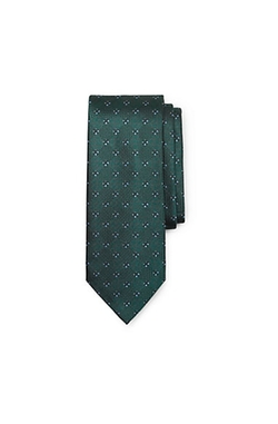 Vince Camuto  - Adam Neat Silk And Polyester Tie