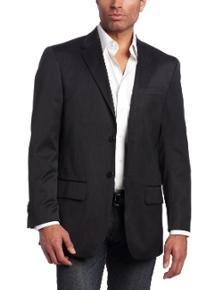 Louis Raphael - Tailored Side Vent Peak Lapel Jacket