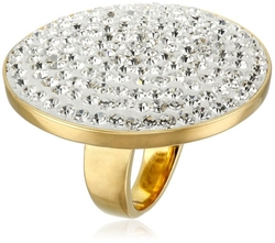 Amazon Collection - Diamonds Circle-Shaped Ring
