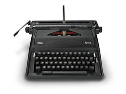 Royal Epoch - Portable Manual Typewriter