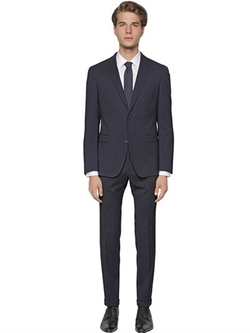 Hugo Boss  - Slim Super 100 Wool Suit