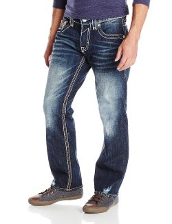 Rock Revival - Erkal J Straight Leg Jean