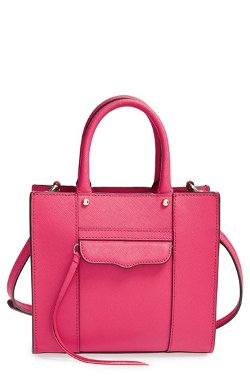 Rebecca Minkoff  - Mini Mab Tote Crossbody Bag