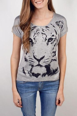 The Loft Boutique - Wild Tiger Tee
