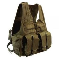 Uncle Mikes  - Tactical Zip Vest