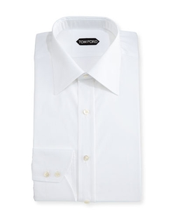 Tom Ford - Classic Barrel Cuff Dress Shirt