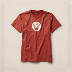 Ralph Lauren - Cotton Jersey Graphic T-Shirt