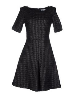 Aniye By - Knitted Jacquard Short Dress