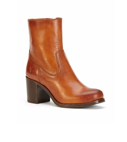 Frye - Kendall Leather Ankle Boots