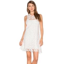 Wayf - Cross Strap Dress