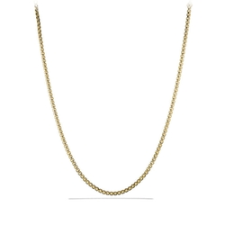 David Yurman - Medium Box Chain Necklace