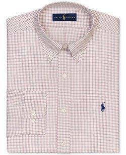 Polo Lauren - Twill Tattersal Dress Shirt