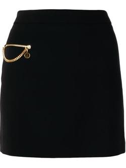 Stella McCartney - Chain Detail Mini Skirt