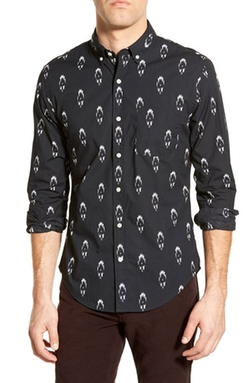 Bonobos - Slim Fit Print Sport Shirt