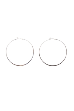 Jennifer Zeuner - Large Hoop Earrings