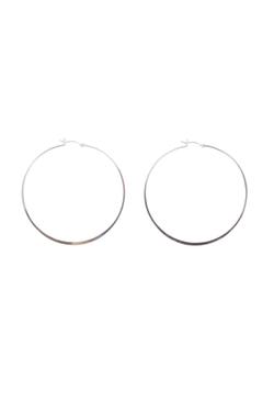 Jennifer Zeuner - Large Hoop Earrings