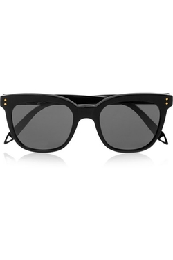 Victoria Beckham - The VB Wayfarer-Style Acetate Sunglasses