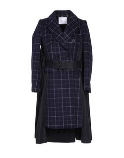 Sacai - Double Breasted Coat
