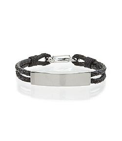 Murano - Leather Cord Bracelet