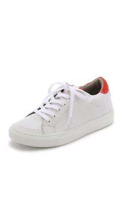 Modern Vintage Shoes - Giada Low Top Sneakers