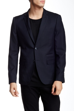 Lindbergh  - Two Button Notch Lapel Blazer