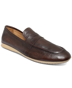 Geox - Gilles Leather Moccasins