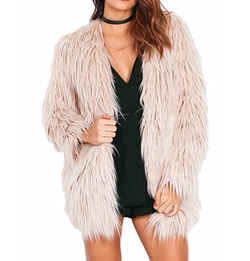 Nagoo - Faux Fur Coat