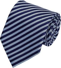 Ermenegildo Zegna - Diagonal-Striped Jacquard Necktie