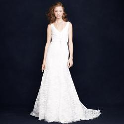 J.CREW - SARA LACE GOWN