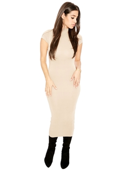 Naked Wardrobe - The Haute Shot Midi Dress