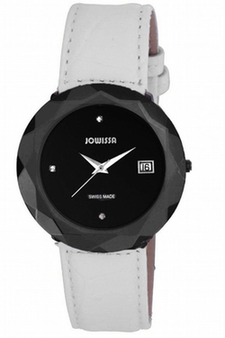 Jowissa - Genuine Leather Date Watch