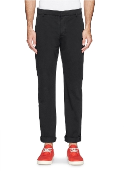 Band of Outsiders - Cotton Drill Chino Pants