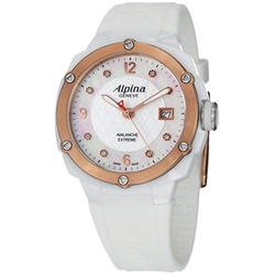 Alpina - Rubber Strap Ceramic Watch
