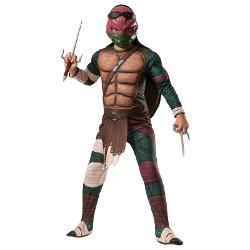 Costume Express - Ninja Turtles Movie Deluxe Raphael Child Costume