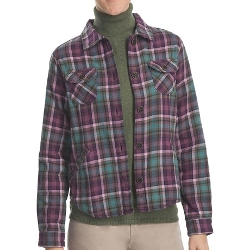 Woolrich - Oxbow Lodge Plaid Flannel Shirt