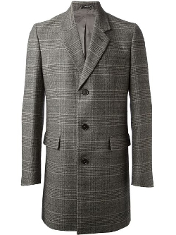 Maison Margiela - Tweed Overcoat