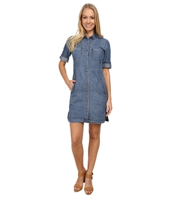 Calvin Klein Jeans - Button Down Denim Dress