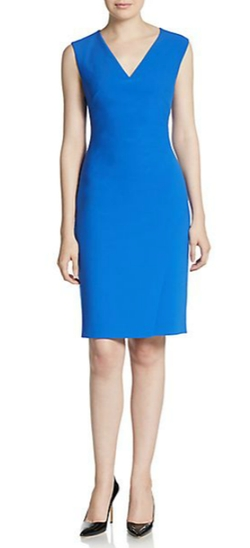 Diane Von Furstenberg - Megan Sheath Dress