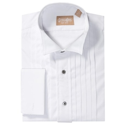 Gitman Brothers - Five-Pleat Tuxedo Shirt
