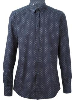 Dolce & Gabbana - Polka Dot Shirt