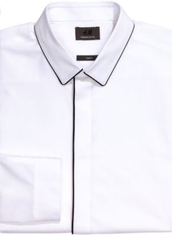 H&M - Premium Cotton Shirt