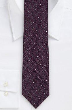 Hugo Boss - Regular, Silk Pin Dot Tie