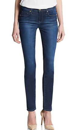 Genetic Denim  - Stem Mid-Rise Skinny Jeans